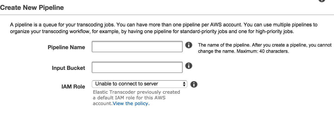 Video Transcoding on the AWS Cloud - {recursion} | DeltaX